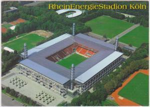 RHEINENERGIE STADIUM COLOGNE GERMANY