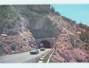Pre-1980 OLD CARS AT THE TUNNEL Cloudcroft - Near Alamogordo NM AD6214