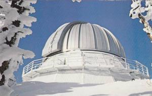 Observatoire astronomique du Mont Megantic,  Notre-Dame des Bois,  Quebec, Ca...