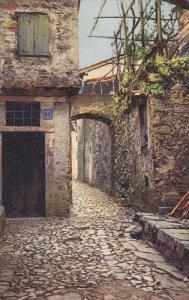 Gandria i, city of Lugano, Swiss canton of Ticino, 00-10s Am Luganer See