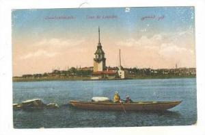 Tour de Leandre, Constantinople, Turkey, 00-10s