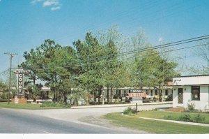 MYRTLE BEACH, South Carolina, 1940-60s; Palmetto Motor Court