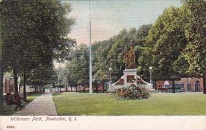 Rhode Island Pawtucket Wilkinson Park