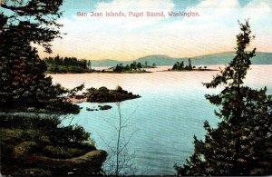 Washington Puget Sound San Juan Islands