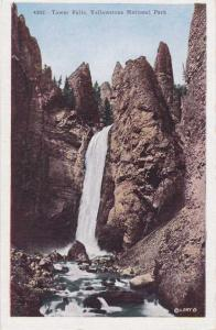 Tower Falls - Yellowstone National Park WY, Wyoming