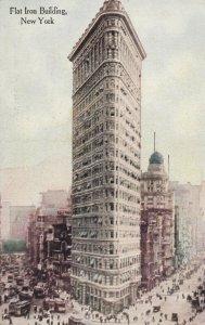 NEW YORK CITY, 1900-10s ; Flat Iron Building