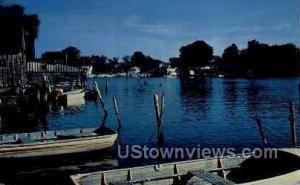Spa Creek Annapolis MD 1961