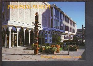 Provincial Museum Victoria BC Canada Postcard BIN