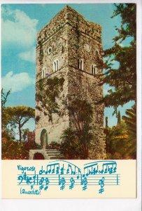 Italy, RAVELLO, Rufolo Villa, unused Postcard