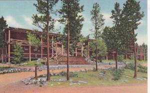 Colorado Rocky Mountains National Park Grand Lake Lodge Curteich