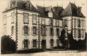 CPA Avranches - Le Chateau de Changeons (632825)