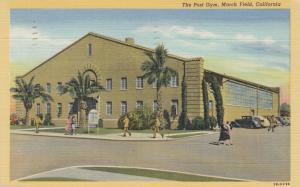 MARCH FIELD , California , 1944 ; Post Gym