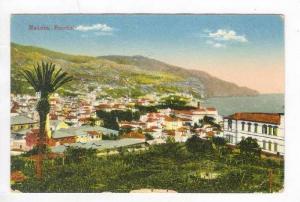Vista General Del Funchal, Madeira, Portugal, 1900-1910s