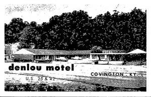 Kentucky Covington The Denlou Motel