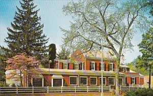 The Wedgwood Inn In Historic Morristown New Jersey