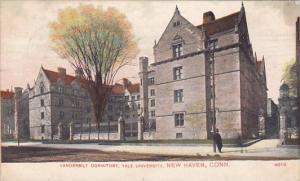 New Haven Vanderbilt Dormitory Yale University New Haven Connecticut 1910