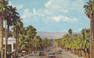 Palm Canyon Drive Palm Springs California 1969