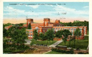 TN - Nashville. Vanderbilt Hospital, Vanderbilt University