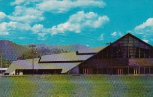 Municipal Auditorium Gatlinburg Tennessee