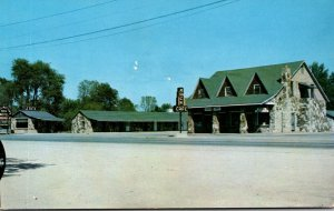 Kentucky Hopkinsville Wadlington Rock Motel and Cafe