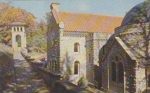 Arkansas Eureka Springs St Elizabeth Chapel