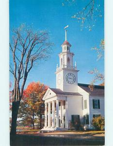 Unused Pre-1980 CHURCH SCENE Kennebunkport Maine ME p4034