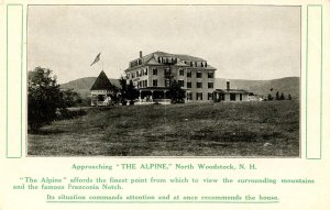 NH - North Woodstock. The Alpine Hotel