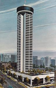 Sheraton-landmark Bldg , VANCOUVER , B.C., Canada , 50-60s