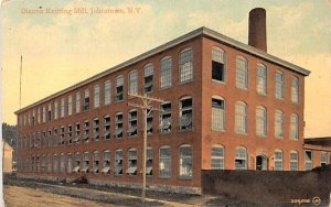Danna Knitting Mill Johnstown, New York