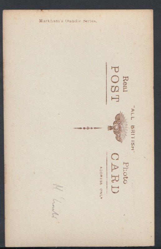 Northamptonshire Postcard - Apethorpe Church  T284