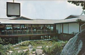 Restaurant on the Mountain, SUFFEN, New York, PU-1970