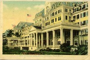 FL - Palm Beach. Hotel Royal Ponciana