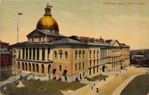 12054  MA    Boston 1912  State House