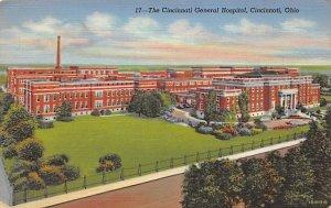 The Cincinnati General Hospital, Cincinnati, OH, USA PU Unknown