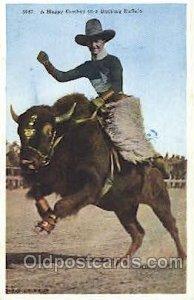 Western Cowboy, Cowgirl Unused