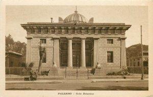 Palermo Massimo Orto Botanico Botanical Garden Italy Postcard