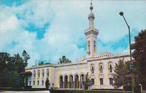 Washington D C Islamic Center Mosque For Worship
