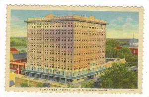 Suwannee Hotel, St. Petersburg, Florida, 1930-1940s