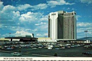 Nevada Reno The MGM Grand Hotel