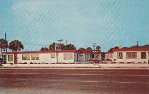 Florida Daytona Beach Shores The Alamo Court Hotel