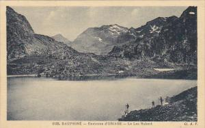 France Dauphine Environs d'Uriage Le Lac Robert
