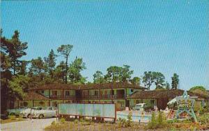 California Monterey Starlite Motel