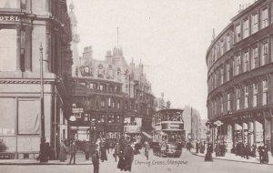 GLASGOW , Scotland , 1900-10s ; Charing Cross