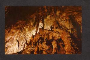 AZ Colossal Caves Cave Tucson Arizona Postcard Kindom of the Elves