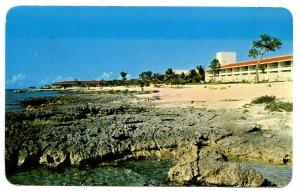 Mexico - Cozumel. Hotel El Presidente, Beach