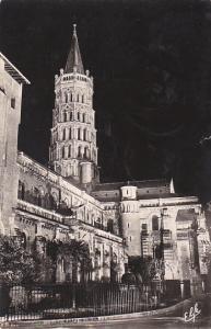 France Toulouse Clocher de la Basilique Saint-Sernin