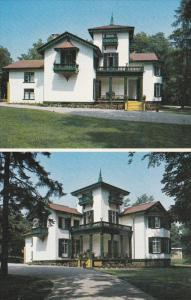 2-Views, Bellevue House National Historic Site, KINGSTON, Ontario, Canada, 19...