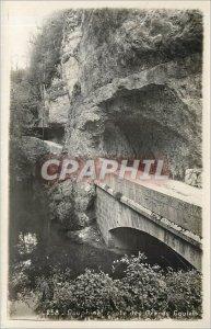 Old Postcard Dauphine Route major bottlenecks