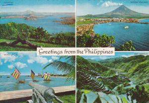 Greetings From The Philippines Multi View
