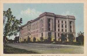 Government Offices , EDMONTON , Alberta , Canada , 30-40s